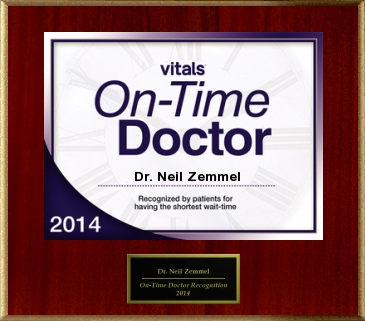 2014 Award: On-Time