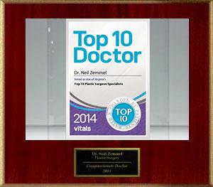 Top 10 Doctor 2014